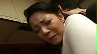 Japanische Mom